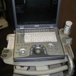 Máquina ecografía