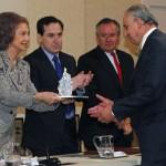 La Reina preside la entrega de los premios Mapfre